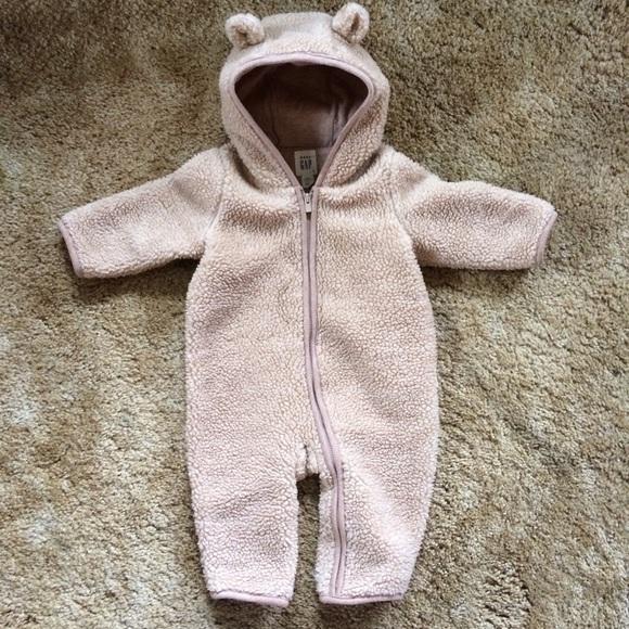 99642b835 GAP One Pieces | Baby Bear Suit Onesie | Poshmark